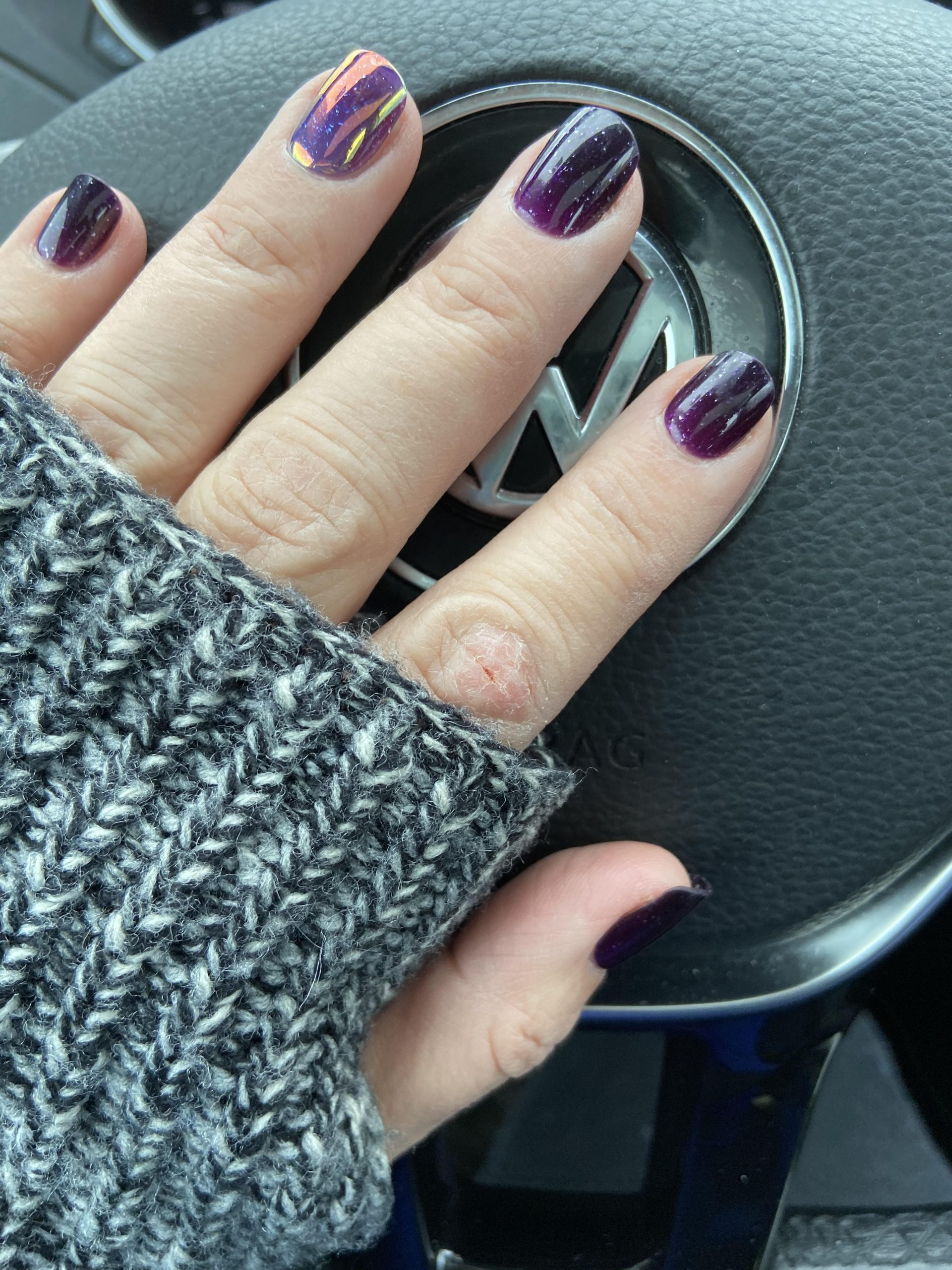 5 Minute Nails. By Binks