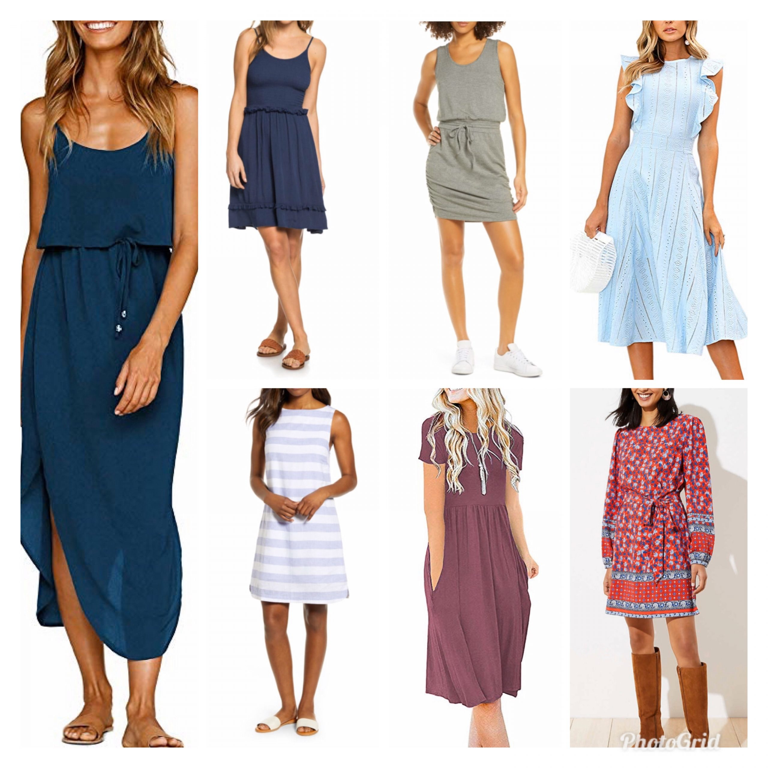 Summer Dresses by BB