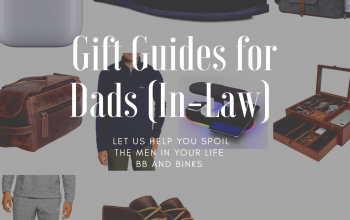 Gift Guides for Dads (In-Laws)