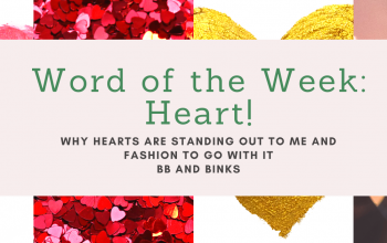 Word of the Week: Hearts by BB
